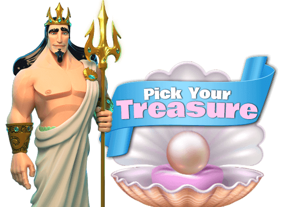Your Treasures are Here