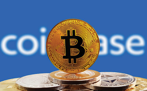 Here's how to create a Bitcoin wallet with Coinbase