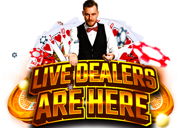 Live Dealers now Available